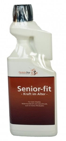 Senior-fit - Kraft im Alter -