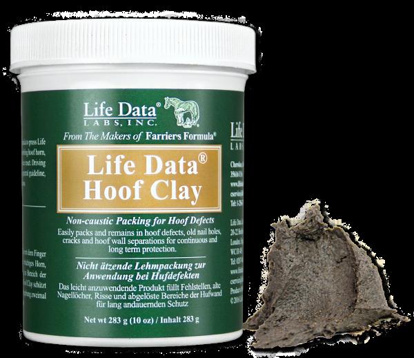 Life Data® Hoof Clay