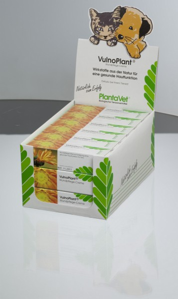 VulnoPlant® Wundpflege-Creme