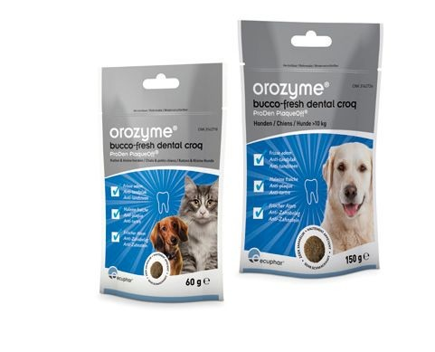Orozyme® Bucco-Fresh Dental Croq