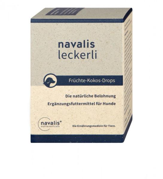 navalis® leckerli Früchte-Kokos-Drops
